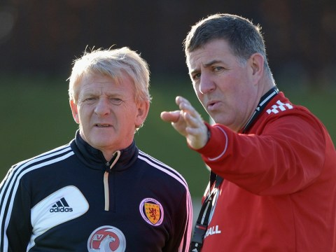 Nice lift for Scotland manager Gordon Strachan's Euro hopes