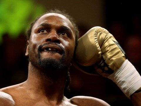 Audley Harrison says he's carrying on boxing…20 days after quitting