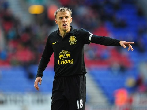 Phil Neville: Don't shed any tears for my final Everton game