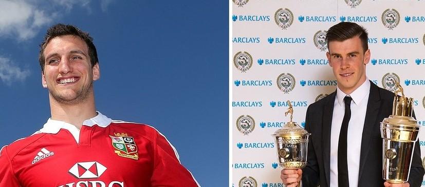 Sam Warburton praises schoolmate Gareth Bale after Welsh sport double
