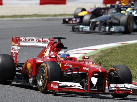Ferrari's Fernando Alonso wins Spanish Grand Prix