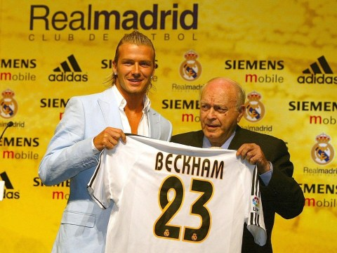 David Beckham retires: The former Manchester United, Real Madrid and LA Galaxy star's career in numbers