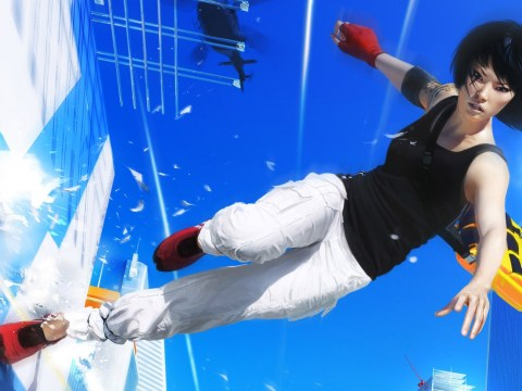 Mirror's Edge 2 listed on Amazon and EA website
