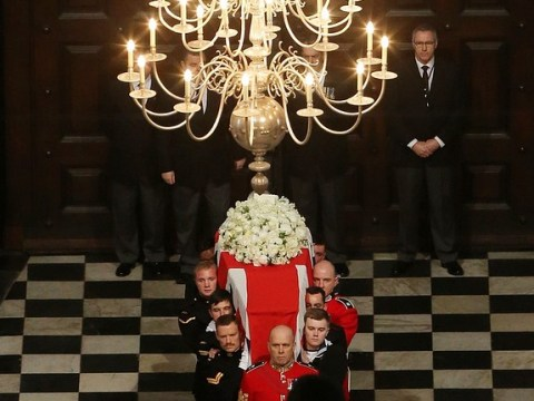 Margaret Thatcher's funeral watched by nearly 1million on iPlayer
