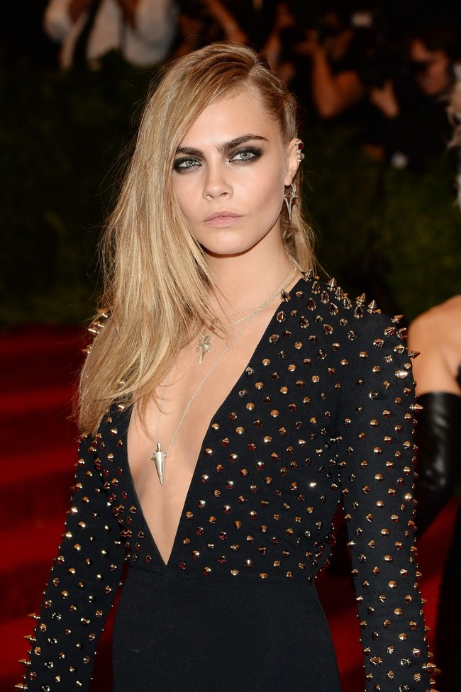 Has model Cara Delevingne landed a role in Joe Wright's Peter Pan movie?