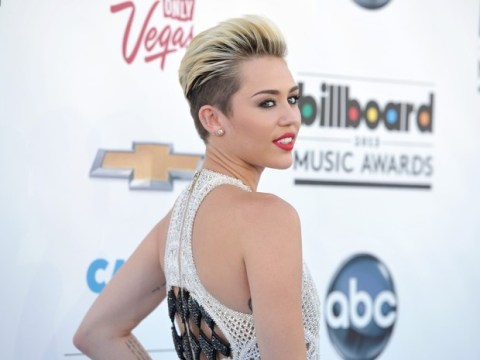 Miley Cyrus bags first UK No.1 with We Can't Stop