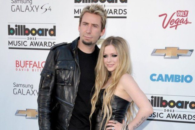 Avril Lavigne has reportedly wed her fiance Chad Kroeger in the South of France (Picture: AP)