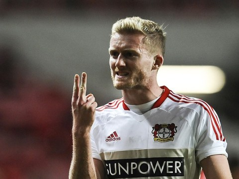 Chelsea target Andre Schurrle hints at summer move to Stamford Bridge