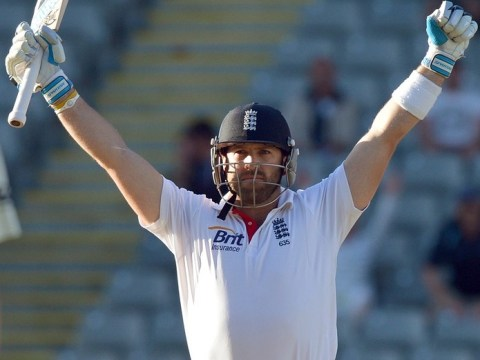 Matt Prior at the top of his game after being named England Cricketer of the Year