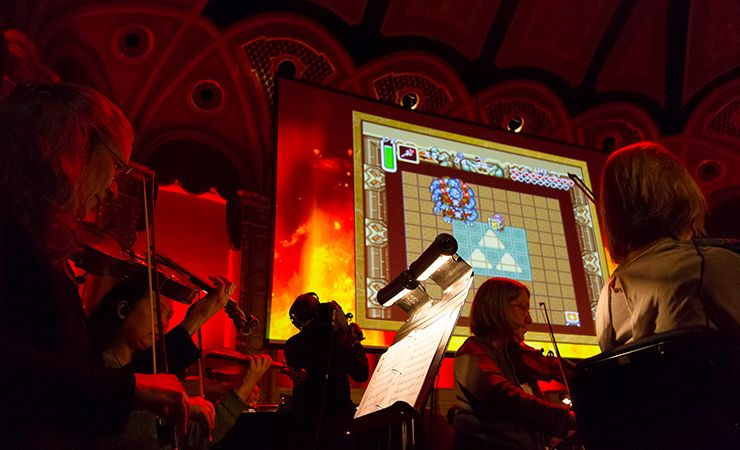 The Legend Of Zelda: Symphony Of The Goddesses report – Reader's Feature