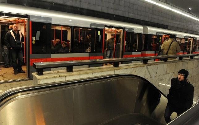 Underground, Prague