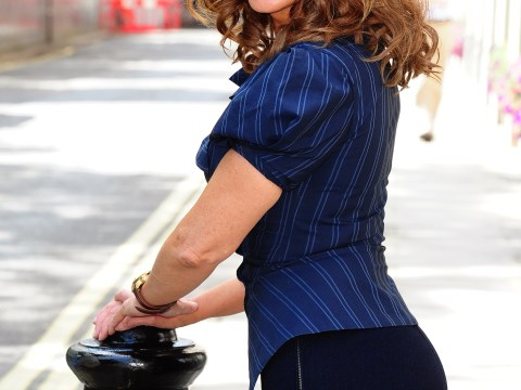 Carol Vorderman wins Rear of the Year again