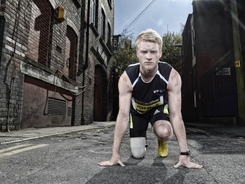 Jonnie Peacock feels the need to go the distance after London Paralympics