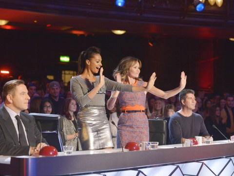 David Walliams: Simon Cowell wants BGT judges Amanda Holden and Alesha Dixon to recreate Dannii Minogue and Sharon Osbourne bitchiness