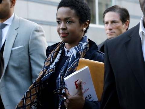 Lauryn Hill jailed for three months for tax evasion