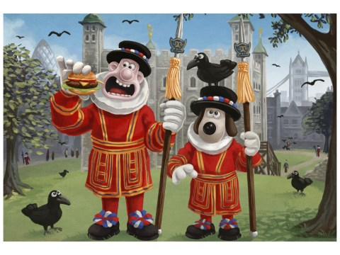 Gallery: Wallace and Gromit's Great Adventure 2013