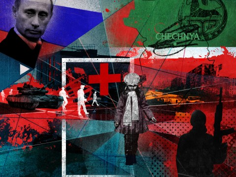 A Constellation Of Vital Phenonema puts the spotlight on Chechnya but lacks perspective