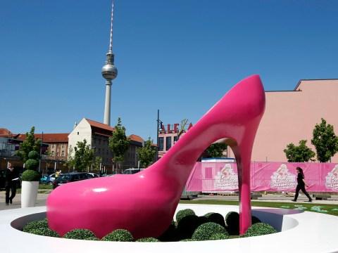 Gallery: Barbie Dreamhouse opens in Berlin