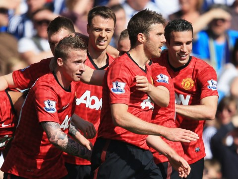 Gallery: West Bromwich Albion v Manchester United – May 19 2013