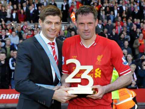 Gallery: Liverpool bid farewell to Jamie Carragher