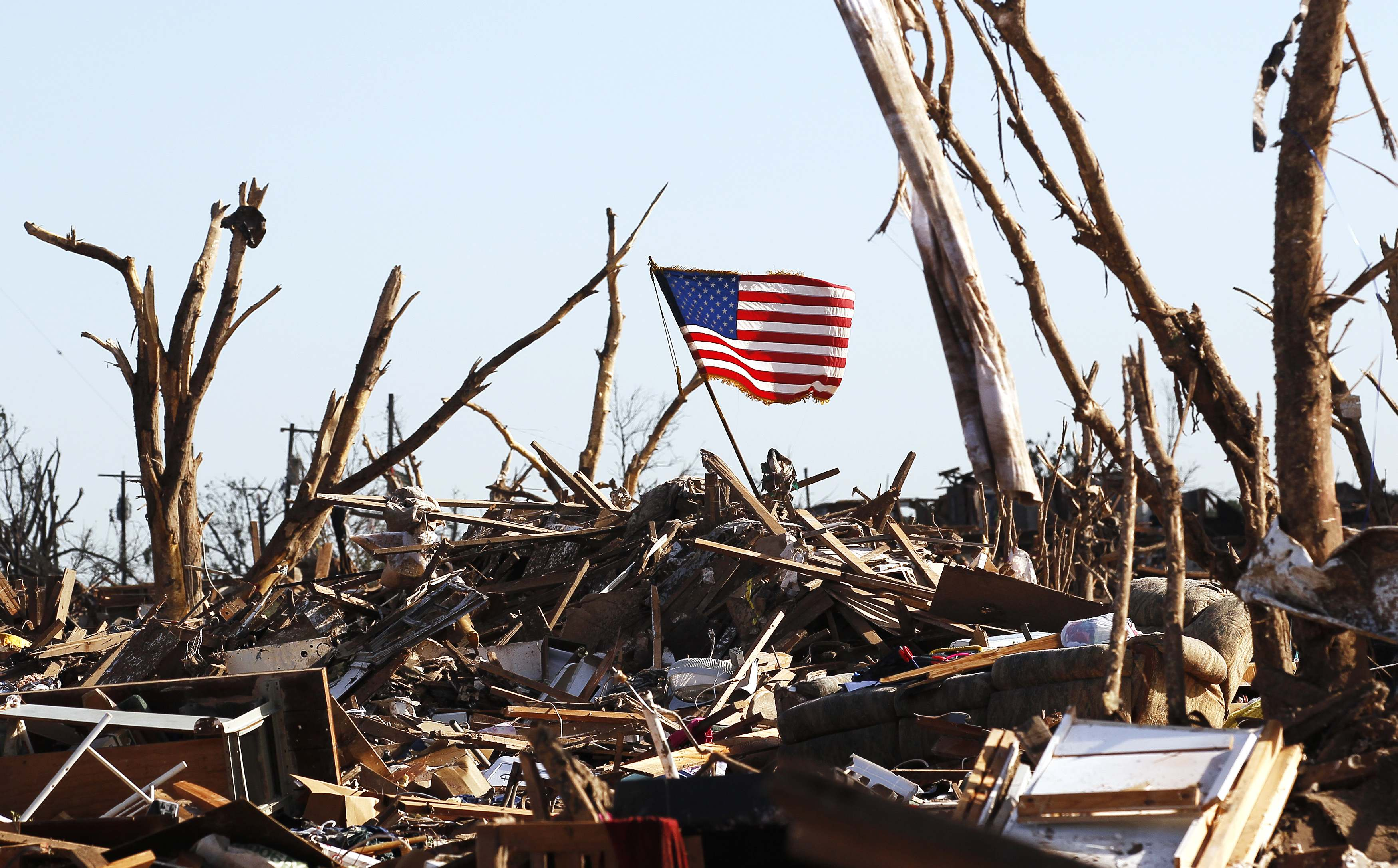 They fought for their lives: Final moments of Oklahoma City tornado victims revealed