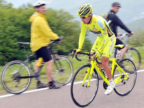 Danilo Di Luca slammed as 'sick idiot' by team after failing Giro d'Italia drugs test