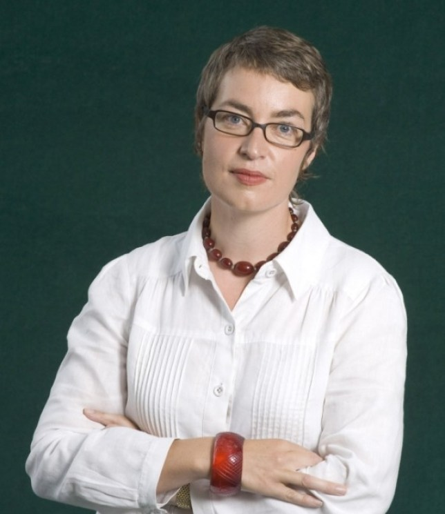 Kate Clanchy, author of Meeting The English (Picture: Geraint Lewis/Writer Pictures)