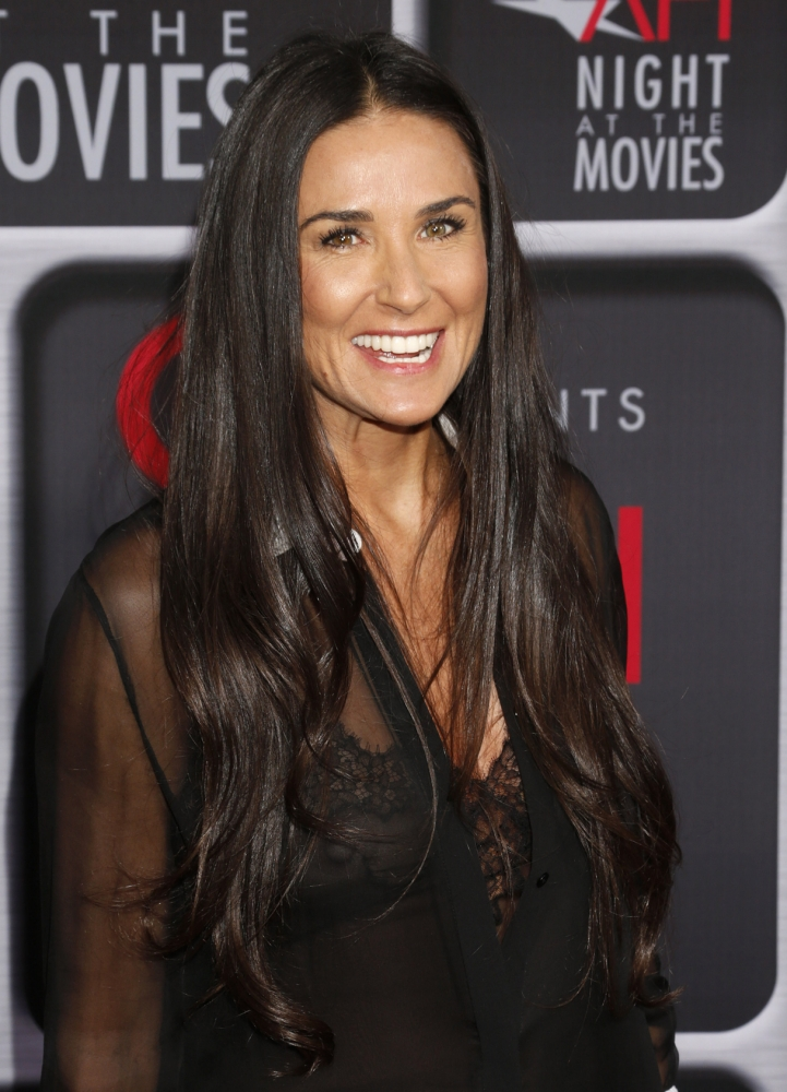 Demi Moore bags new younger lover in pearl diver Will Hanigan