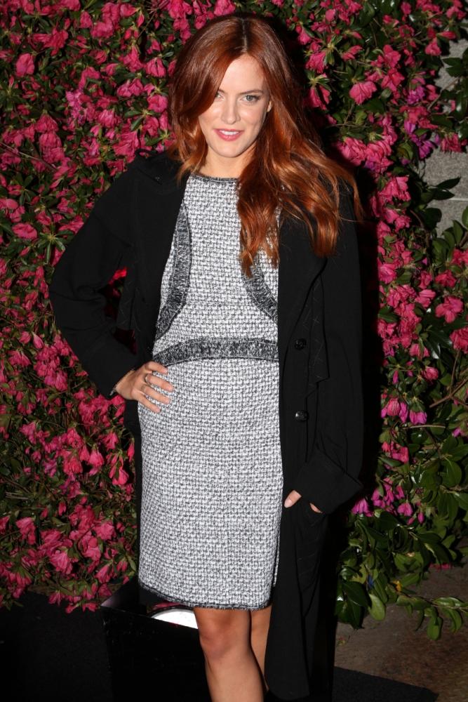 April 24, 2013: Riley Keough at the Tribeca Chanel dinner Mandatory Credit: Nancy Rivera/ACE/INFphoto.com  Ref: infusny-220|sp|U.S., UK, AUSTRALIA, NEW ZEALAND SALES ONLY.
