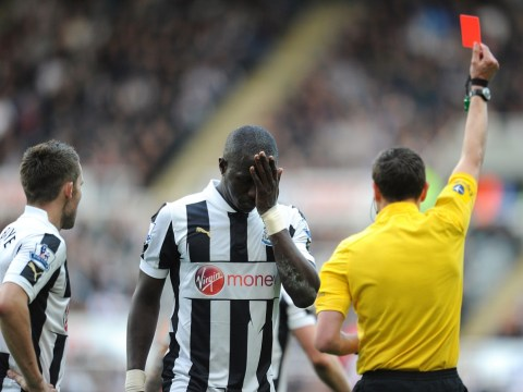 Papiss Cisse and Cheick Tiote put on united front amid Newcastle rift reports
