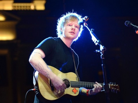 Ed Sheeran confirms Ellie Goulding romance after they were caught out at MTV VMAs