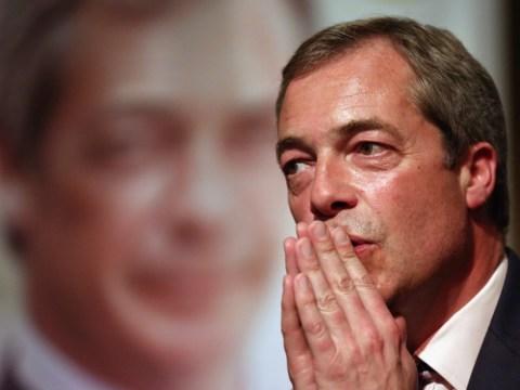 Nigel Farage sparks Twitter jibes with Mandela 'obituary'