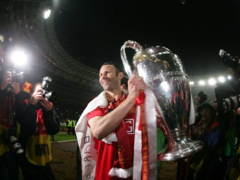 Ryan Giggs at 40: Forty facts on the Manchester United legend