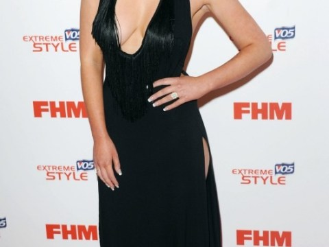 Helen Flanagan: Don't call me a glamour girl just because I flash the flesh