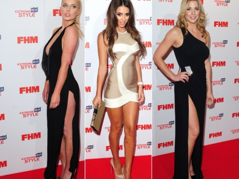 Gallery: FHM 100 sexiest women in the world party 2013