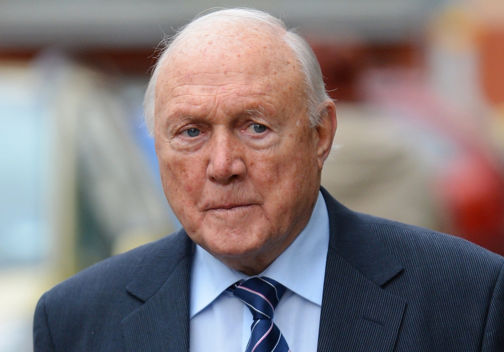 'Opportunistic predator' Stuart Hall admits 14 indecent assaults on girls as young as nine