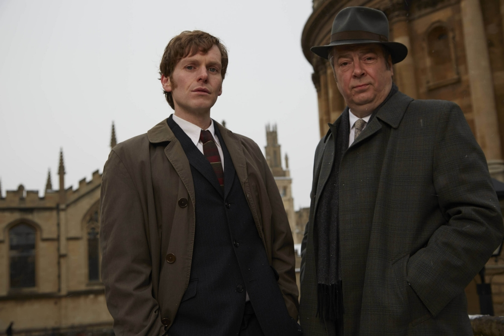 Inspector Morse prequel Endeavour to return for second series on ITV