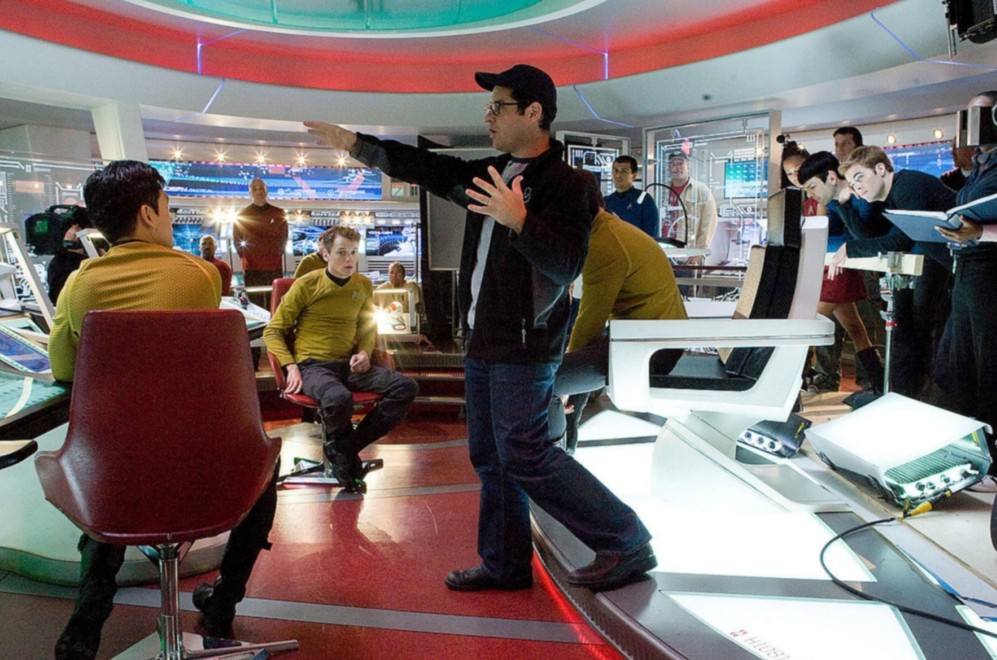 JJ Abrams on Star Trek Into Darkness: John Harrison is a relatable villain