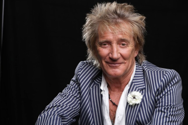 There's something reassuringly old-school about Rod Stewart (Picture: AP)