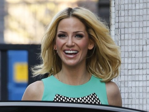 Sarah Harding declares driving ban is a 'good thing' as she admits public transport is 'a lot easier' than driving around