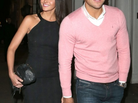 Prepare for a semi-naked Mark Wright marathon: Ex-TOWIE star 'for Strictly Come Dancing 2014'
