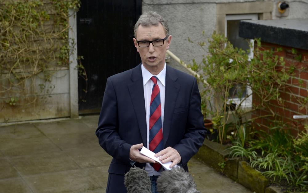 Deputy speaker Nigel Evans excused from Queen's Speech duties after rape arrest