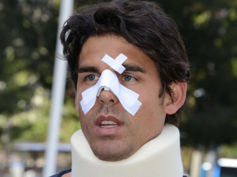 Man who claims he was assaulted by Bernard Tomic's father John says alleged attack was sparked by a carton of milk