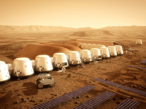 Over 78,000 people apply to leave Earth forever to live on Mars