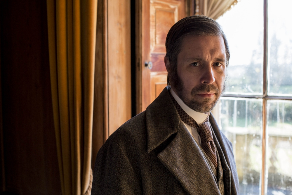 Paddy Considine in The Suspicions Of Mr Whicher, which felt like a prequel to Midsomer Murders (Picture: Hat Trick)