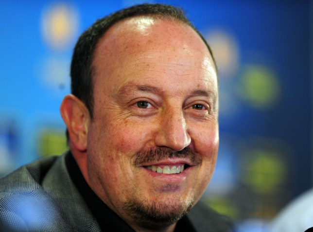 """File photo dated 01/05/2013 of Chelsea interim manager Rafael Benitez. PRESS ASSOCIATION Photo. Issue date: Friday May 10, 2013. If Rafael Benitez wins the Europa League with Chelsea, it will be an achievement which ranks right up alongside the """"Miracle of Istanbul"""". See PA story SOCCER Europa League Managers. Photo credit should read: Adam Davy/PA Wire"""