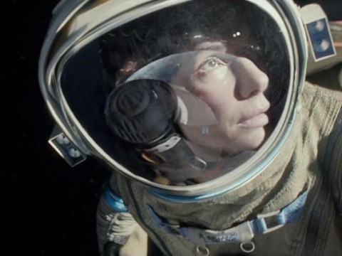 Superman comes to the rescue in hilarious Gravity spoof