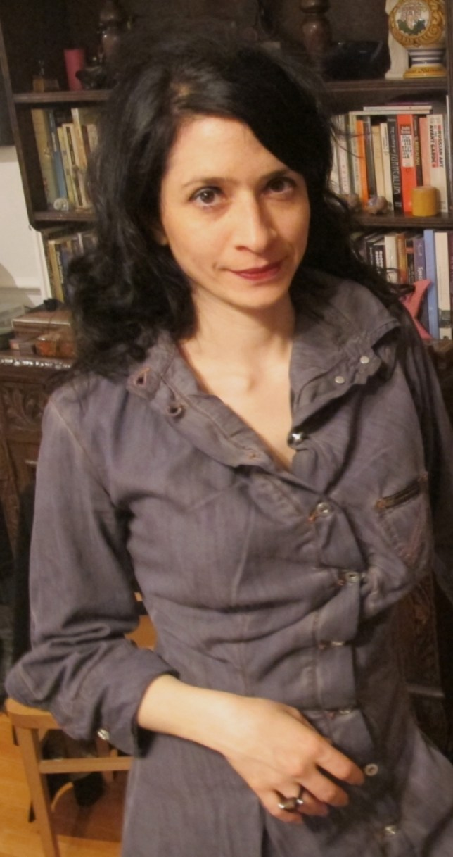 Author Chloe Aridjis