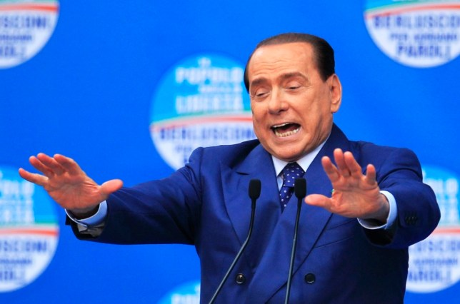 Italy's ex-prime minister Berlusconi found guilty of abuse of office