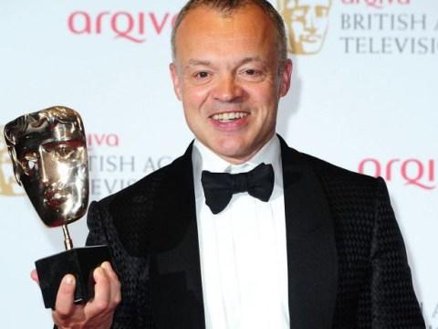 Graham Norton's BBC pay packet tops £2m mark